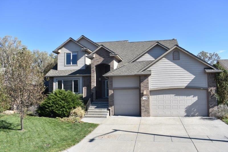 6915 W Garden Ridge Ct, Wichita, KS, 67205-1052