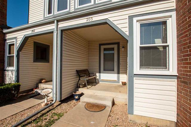 For Sale: 1620 S Longford Ln #203, Wichita KS