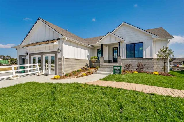 For Sale: 2418 N Bluestone St, Andover KS