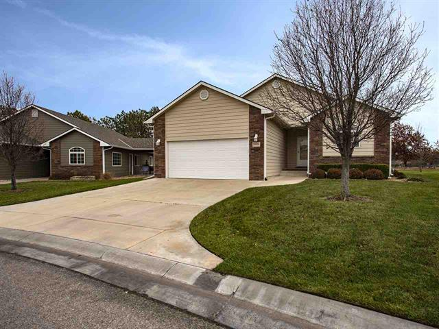 For Sale: 13124 W Hunters View St, Wichita KS