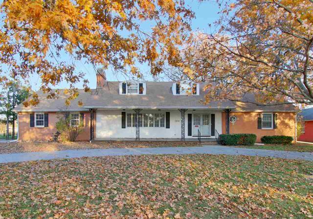 For Sale: 1212  Parkwood Ln, Newton KS
