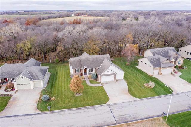 For Sale: 401 N VALLEY CREEK DR, Valley Center KS