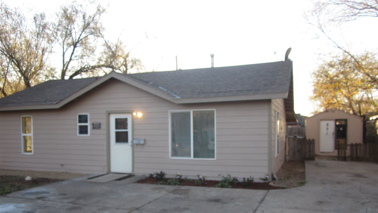 ALL REMODELED WITH NEW SIDING, NEW CARPET, NEW FIXTURES READY TO MOVE IN THREE BEDROOMS, ONE BATH WI