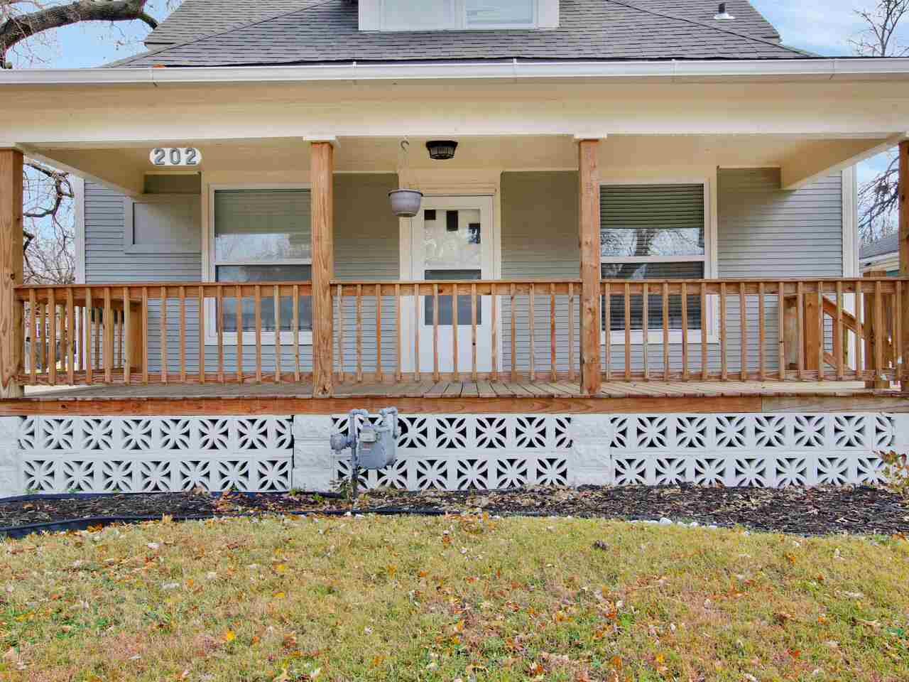 For Sale: 202 S Estelle St, Wichita KS