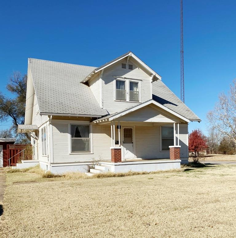 For Sale: 730 N Bluff St, Anthony KS