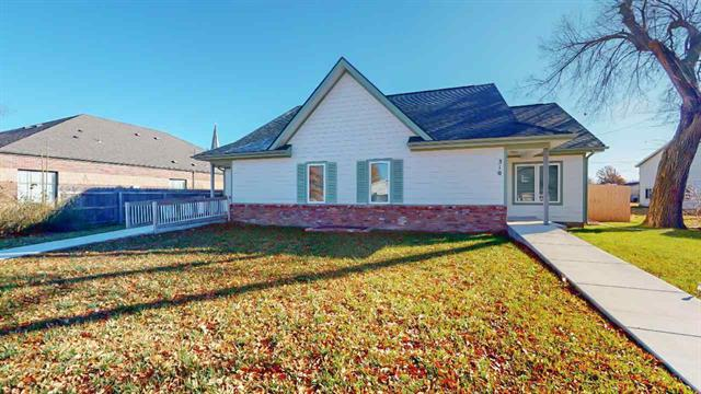 For Sale: 510 N Biermann St, Garden Plain KS