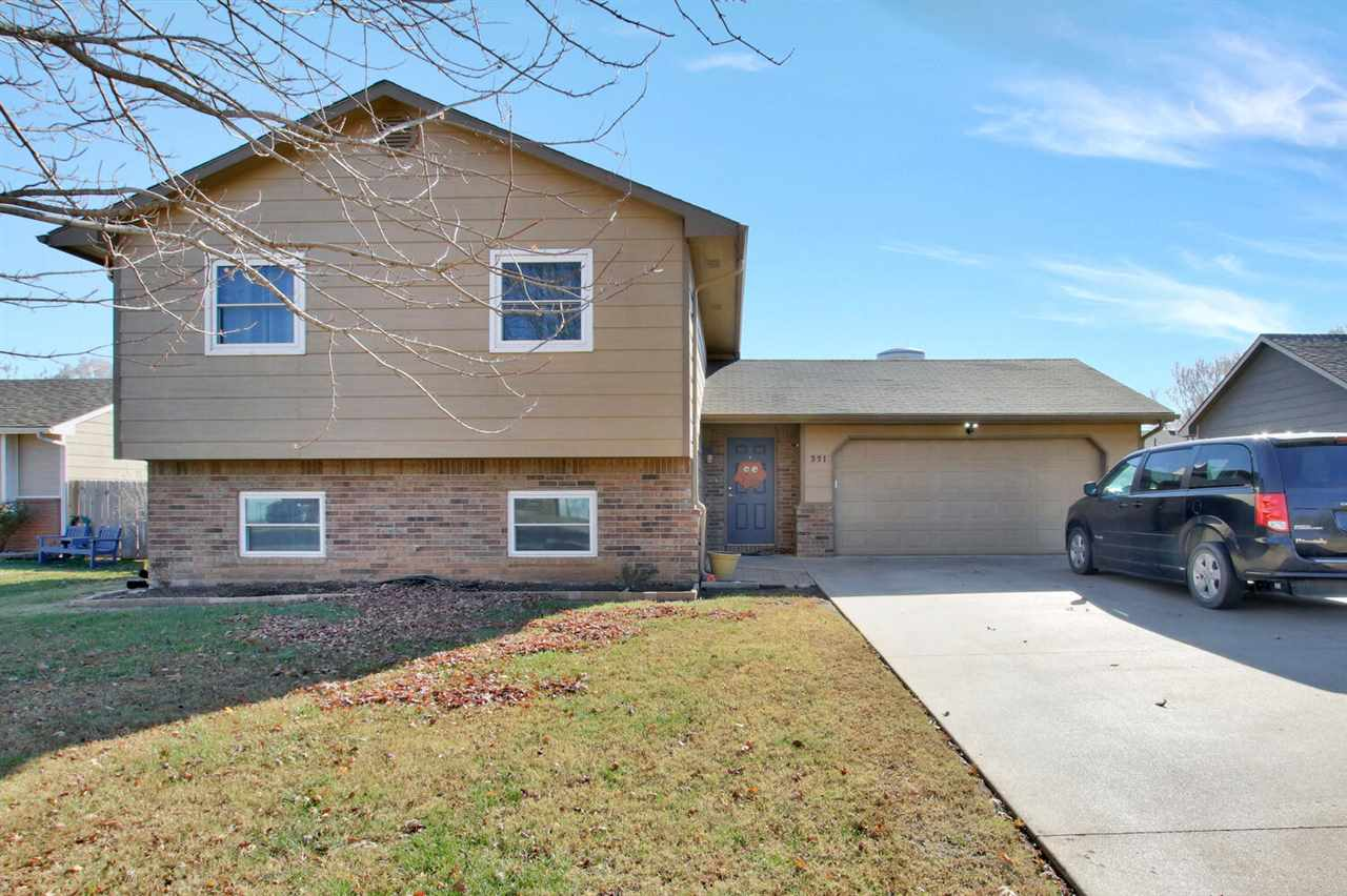 Just Listed! Beautiful, well maintained, move-In ready home... 4 bed/2 bath/finished lower level with 1,624 sq. ft., In the highly sought after Cheney school district! As soon as you step in, you will know that you've found a one-of-a-kind gem...You will love all the natural light, vaulted ceilings, newer paint, flooring and light fixtures. The kitchen has a sliding door to a large deck where you can enjoy family time, friends and your morning coffee. That's not all! The downstairs has been finished and is ready for your family to enjoy the additional space with the natural light from the windows at grade level! The 16 X 24 family room with gas fireplace will definitely be a bonus on those chilly winter nights. It doesn't stop there! with the newer windows, paint, hot water tank and HVAC system, this home won't last long and is priced to sell!