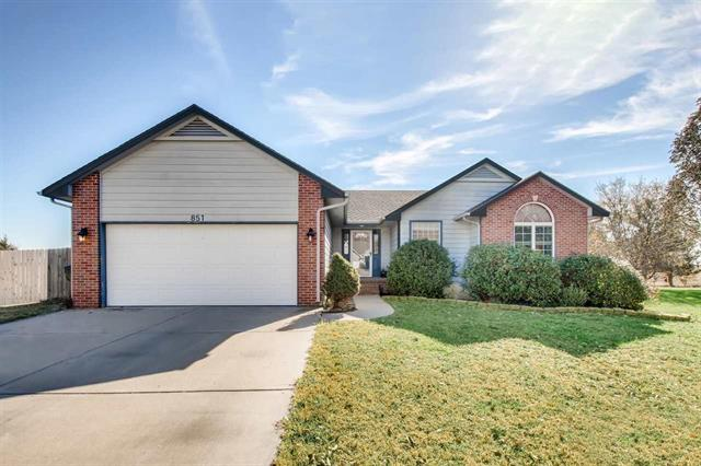 For Sale: 851  Meadowlark Ln, Newton KS