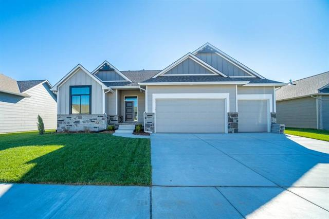 For Sale: 1089 S Arbor Creek Ct, Goddard KS