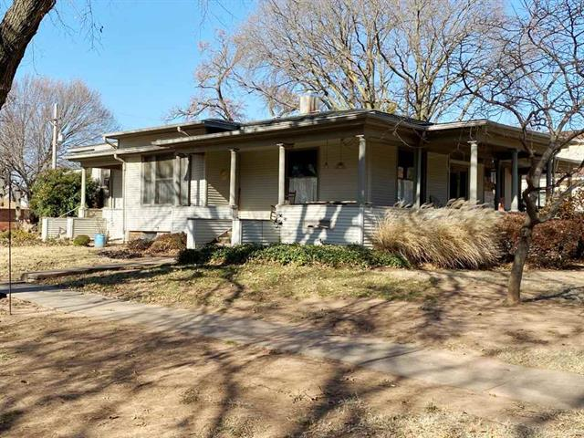 For Sale: 602 N Anthony Ave, Anthony KS