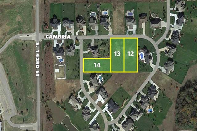 For Sale: 0.64 +/- Acres  in Cambria Addition, Wichita KS