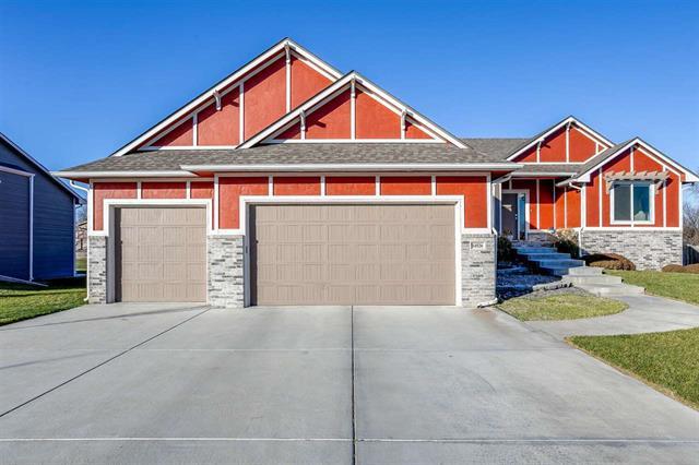 For Sale: 14526 W Valley Hi Ct, Wichita KS