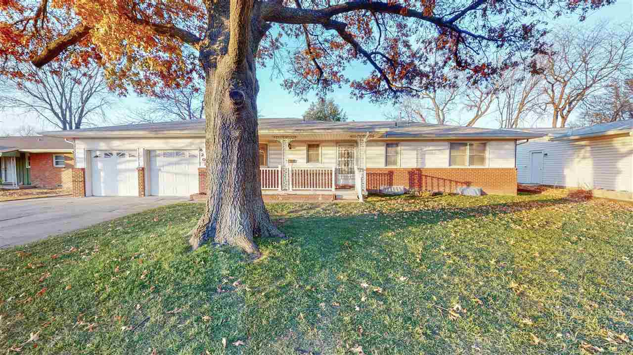 Come see this spacious ranch in West Wichita!  Conveniently located close to schools and minutes fro