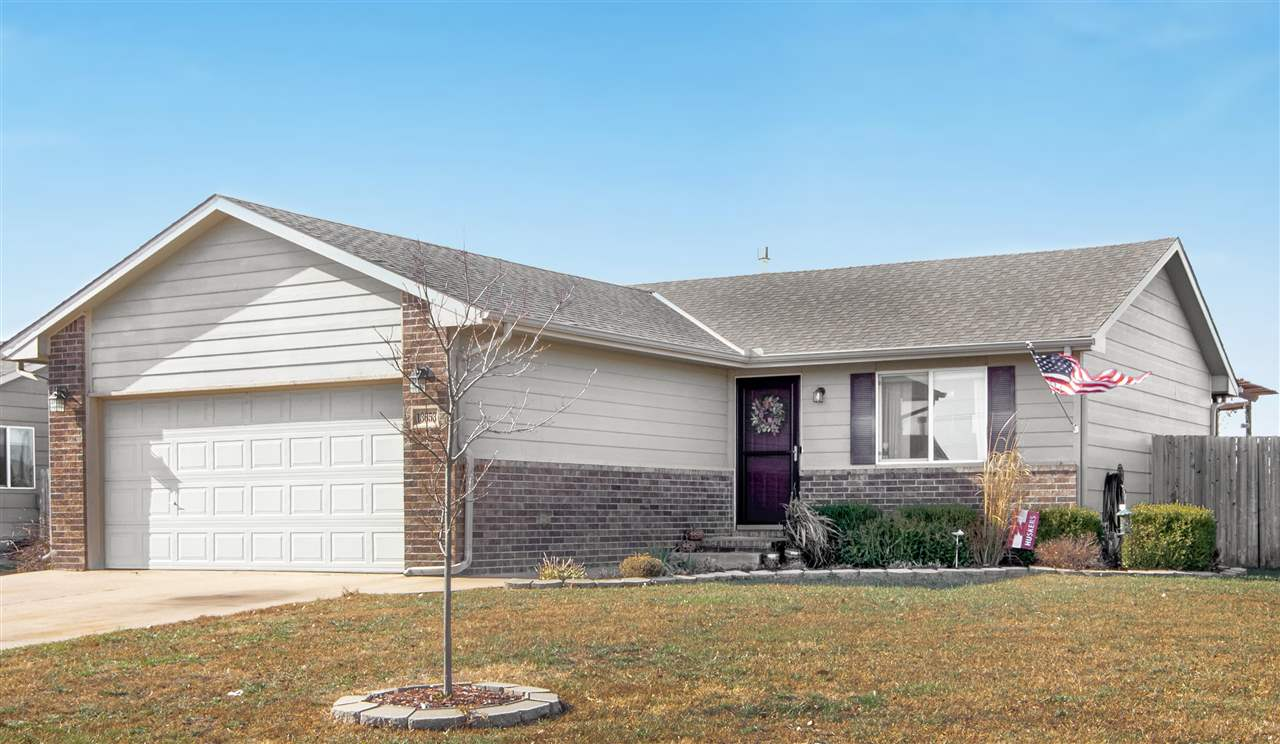 Come see this 3 bedroom, 2 bath home with 2 car attached garage on a large corner lot in a quiet Wes
