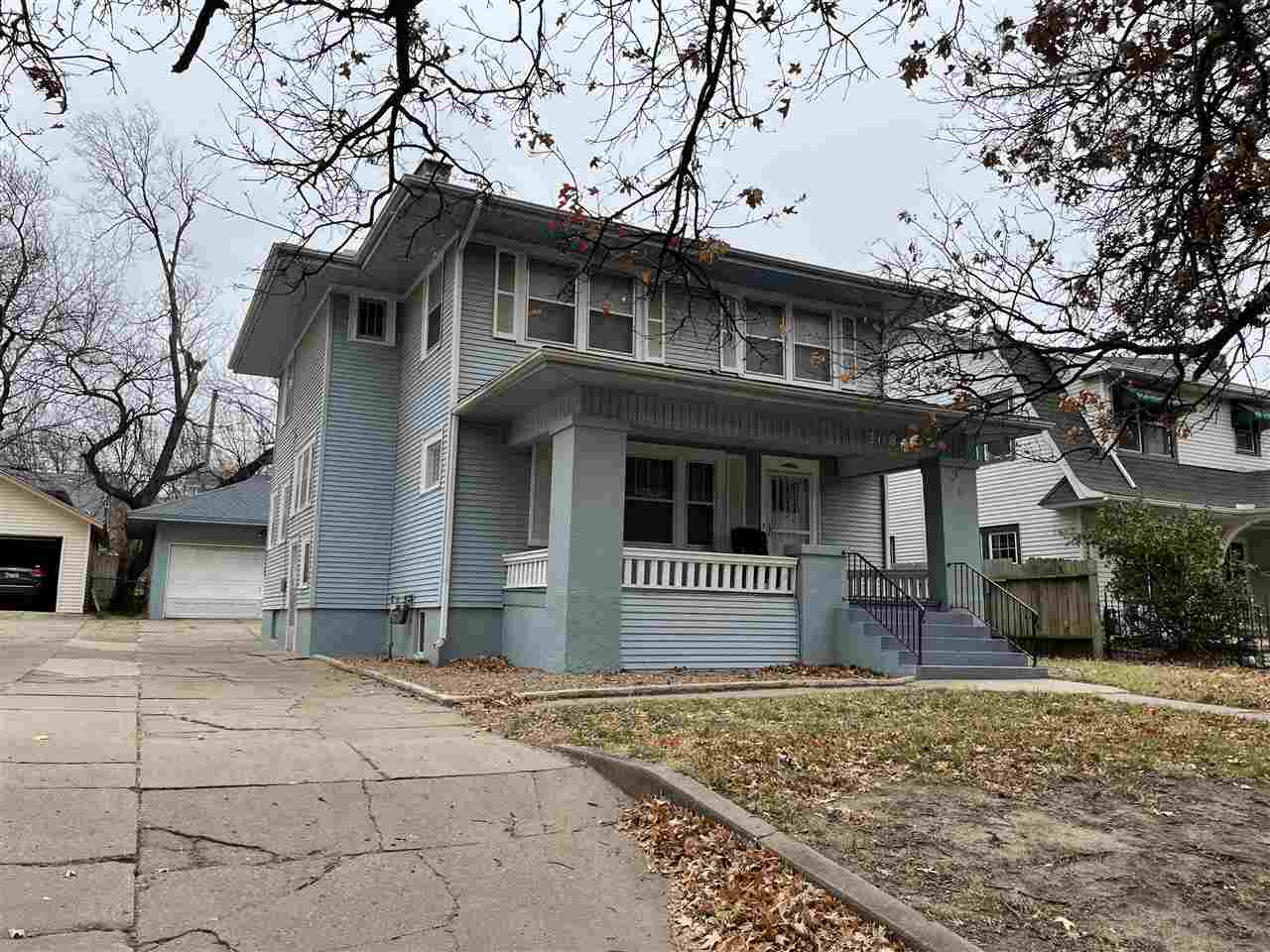 The home you've been looking for to make your own! This home does need TLC but won't take much to sp