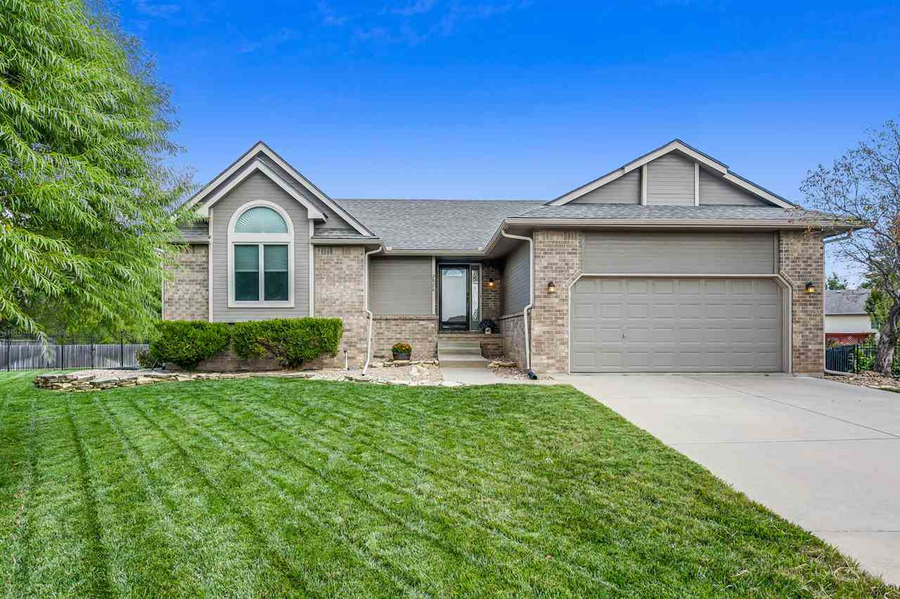 Welcome home! This 3 bedroom, 3 bathroom, 2-car garage northeast Wichita home checks all the boxes.