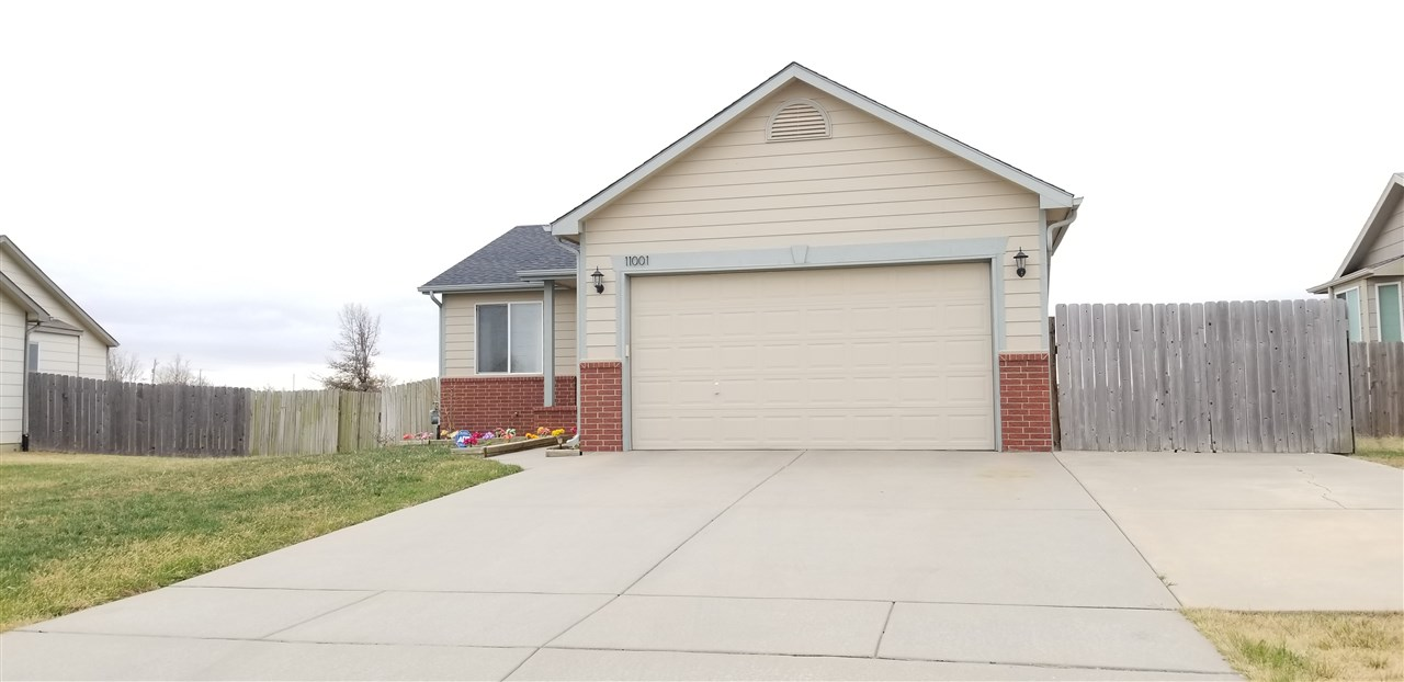 Great as a starter home features 3 bedrooms, 3 baths, 2 car garage. It has main floor laundry, walk-
