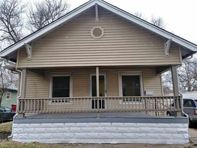 For Sale: 322 N Spruce, Wichita KS