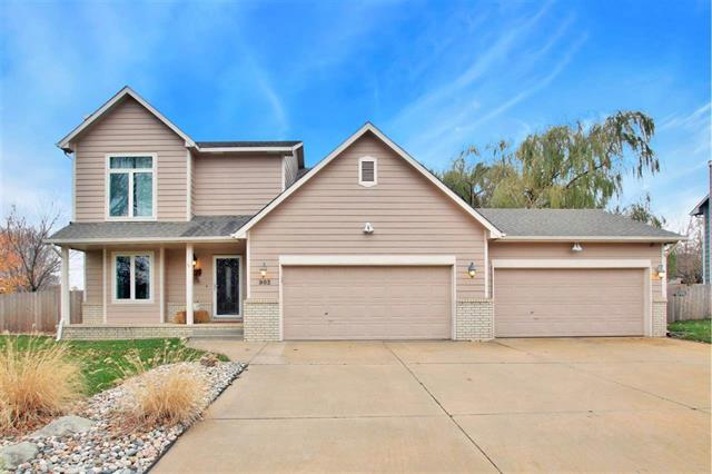 For Sale: 903 E Hawthorne Dr, Derby KS