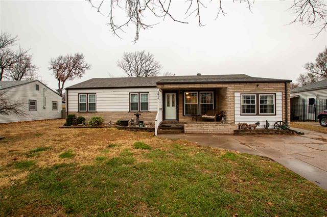 For Sale: 3411 S Osage Ave, Wichita KS