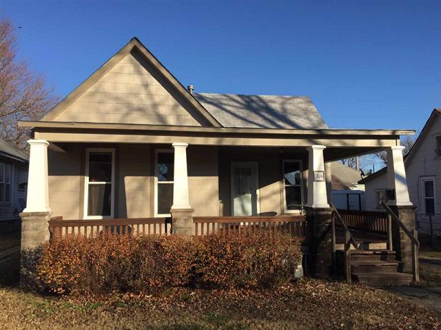 For Sale: 216  Allison St, Newton KS