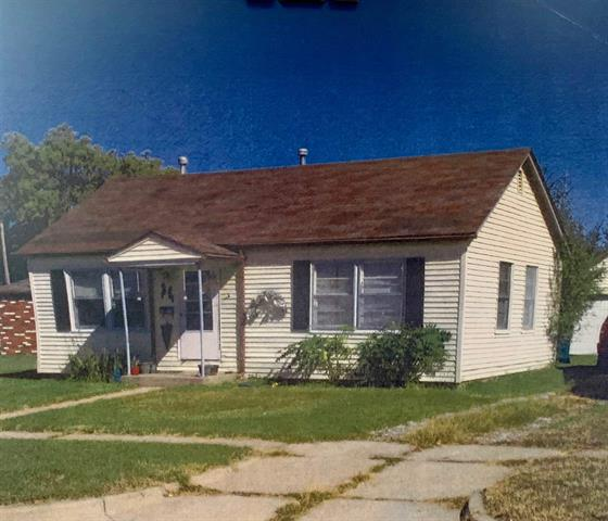 For Sale: 1632 S Glenn, Wichita KS