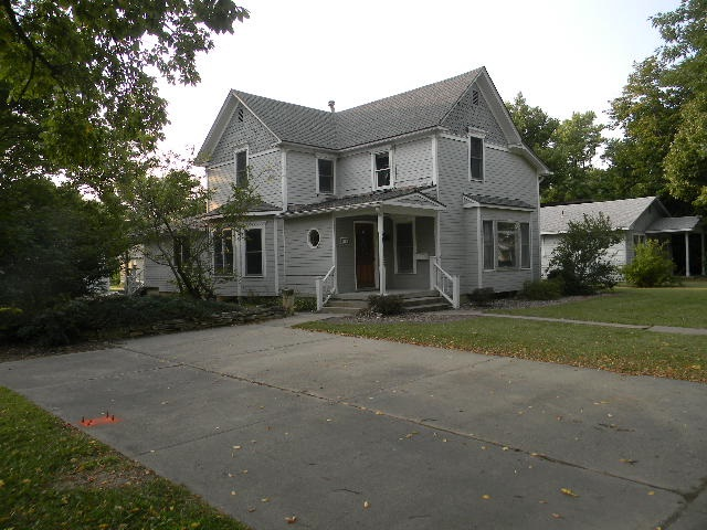 For Sale: 213 S Jefferson, Hillsboro KS