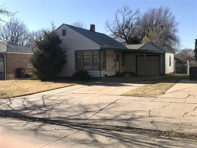 For Sale: 851 S Rutan Ave, Wichita KS