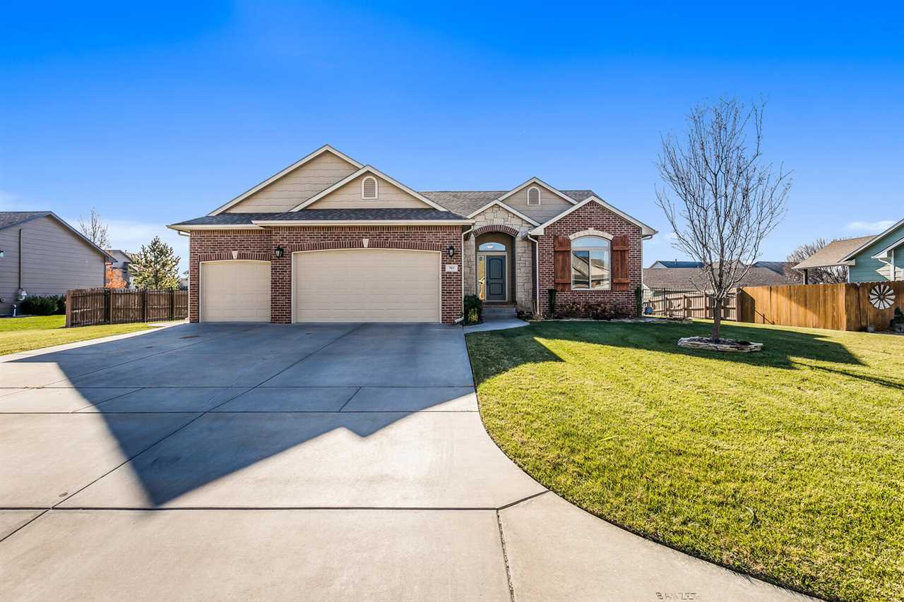 Welcome home to this beautiful 5 bedroom, 3 bath home! The spacious, open concept floor plan is perf