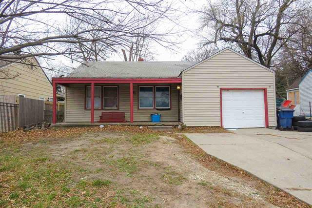 For Sale: 637 N OLIVER AVE, Wichita KS