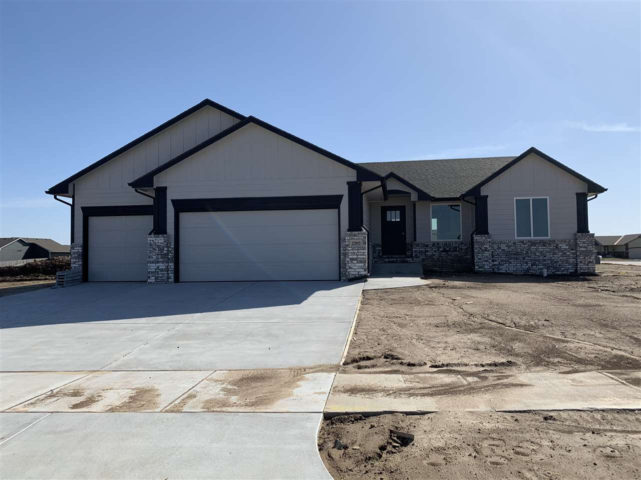 NEW COMFORT HOMES MODEL (NOT FOR SALE)! Located in Prairie Creek's newest, 5th Addition on the north
