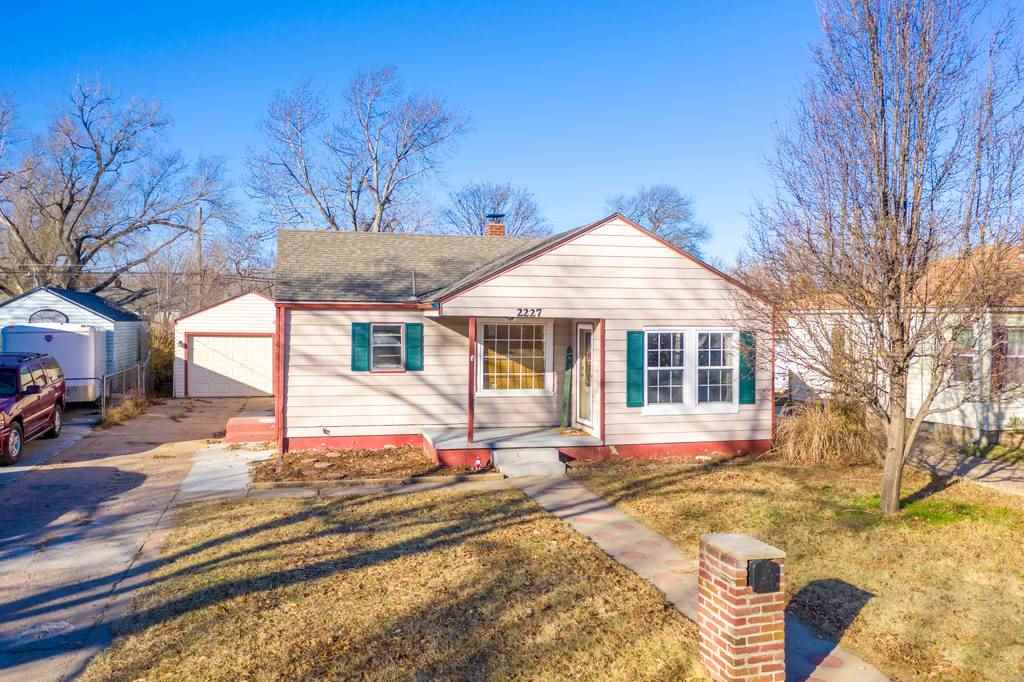This beautiful ranch home in south central Wichita is the ideal starter home or rental property to a