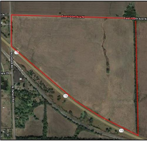 For Sale: 0000 N HWY 15, Mulvane KS