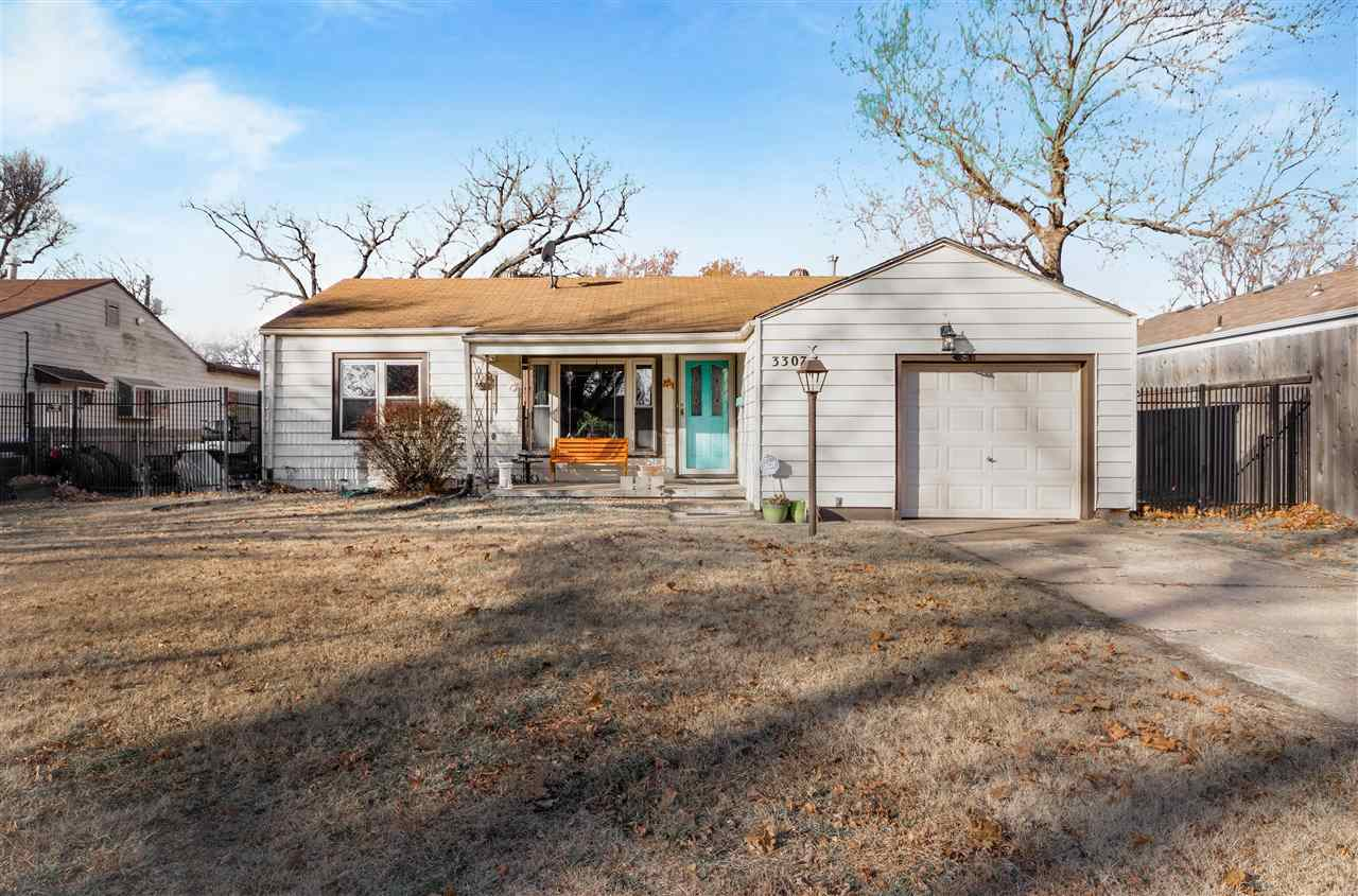 Well kept 3 bedroom, 2 bath, ranch home with full finished basement in south Wichita. Entire home ha