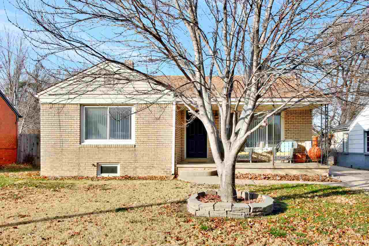 This home is just adorable, and offers so much space! New paint throughout, New Carpet, New LVT, Ref