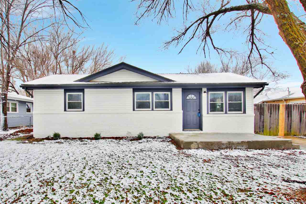 As turn-key as you can get in a home! New roof, carpet, tile, fixtures, paint, etc. This cute three