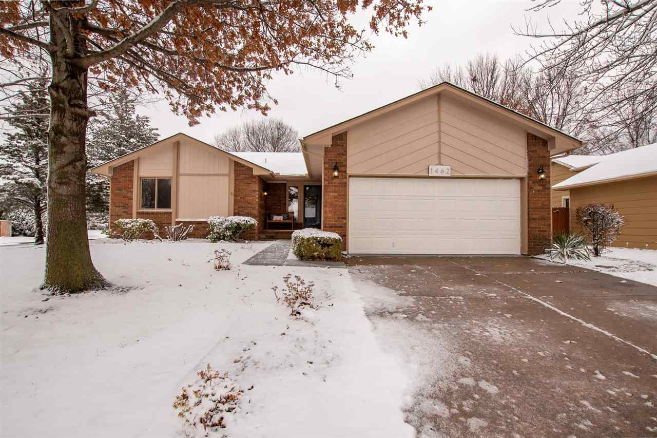 Location, location, location! Spacious home in established NW neighborhood in Maize schools with No