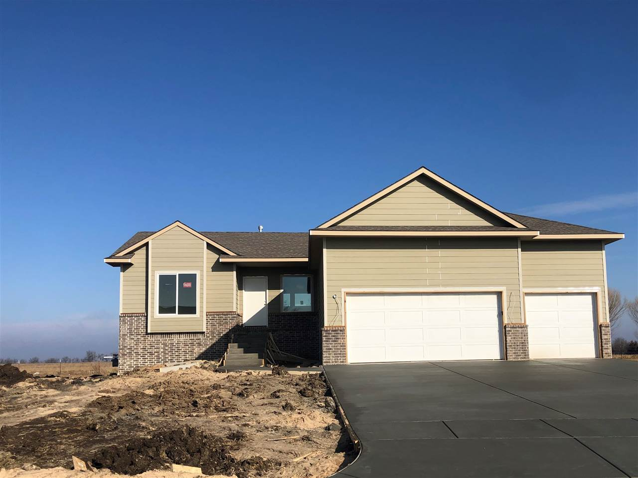 Brand new home being built on a great home in the popular Cornerstone! 5 beds, 3 baths.  Fully finis