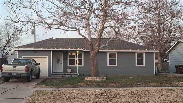 For Sale: 2316 W 27TH ST S, Wichita KS
