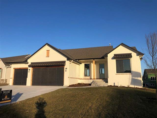 For Sale: 2424 N Bluestone St, Andover KS