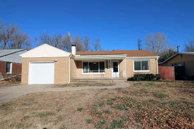 For Sale: 3902 E Funston St, Wichita KS