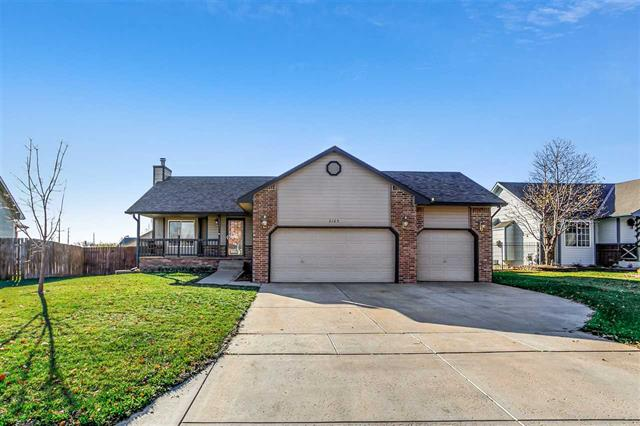 For Sale: 2125 E Sommerhauser St, Derby KS
