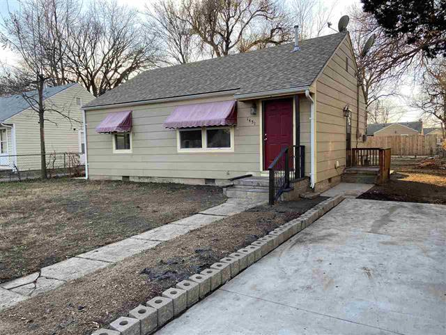 For Sale: 1451 N Minnesota Ave, Wichita KS