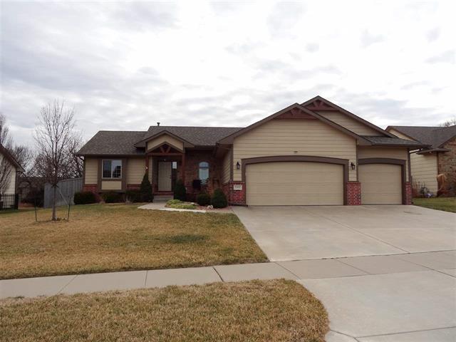 For Sale: 12611 E woodspring St., Wichita KS
