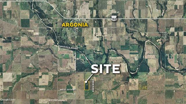 For Sale: East of  Argonia Rd and West 50th St., Argonia KS