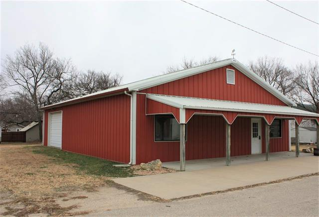 For Sale: 112 N Main St, Leon KS