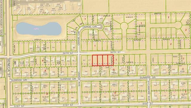 For Sale: Lot  7 Block 3 Sycamore Ponds, Wichita KS