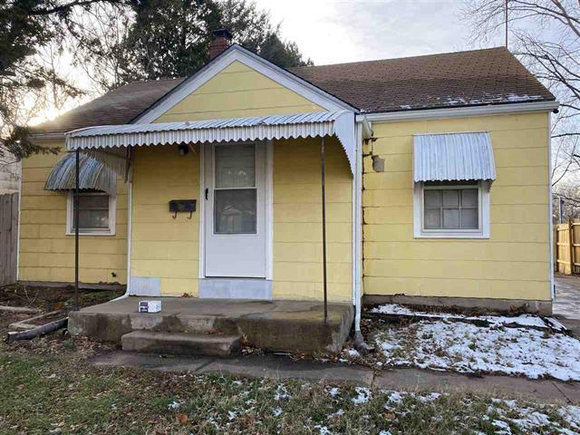 For Sale: 1317 N Pershing, Wichita KS