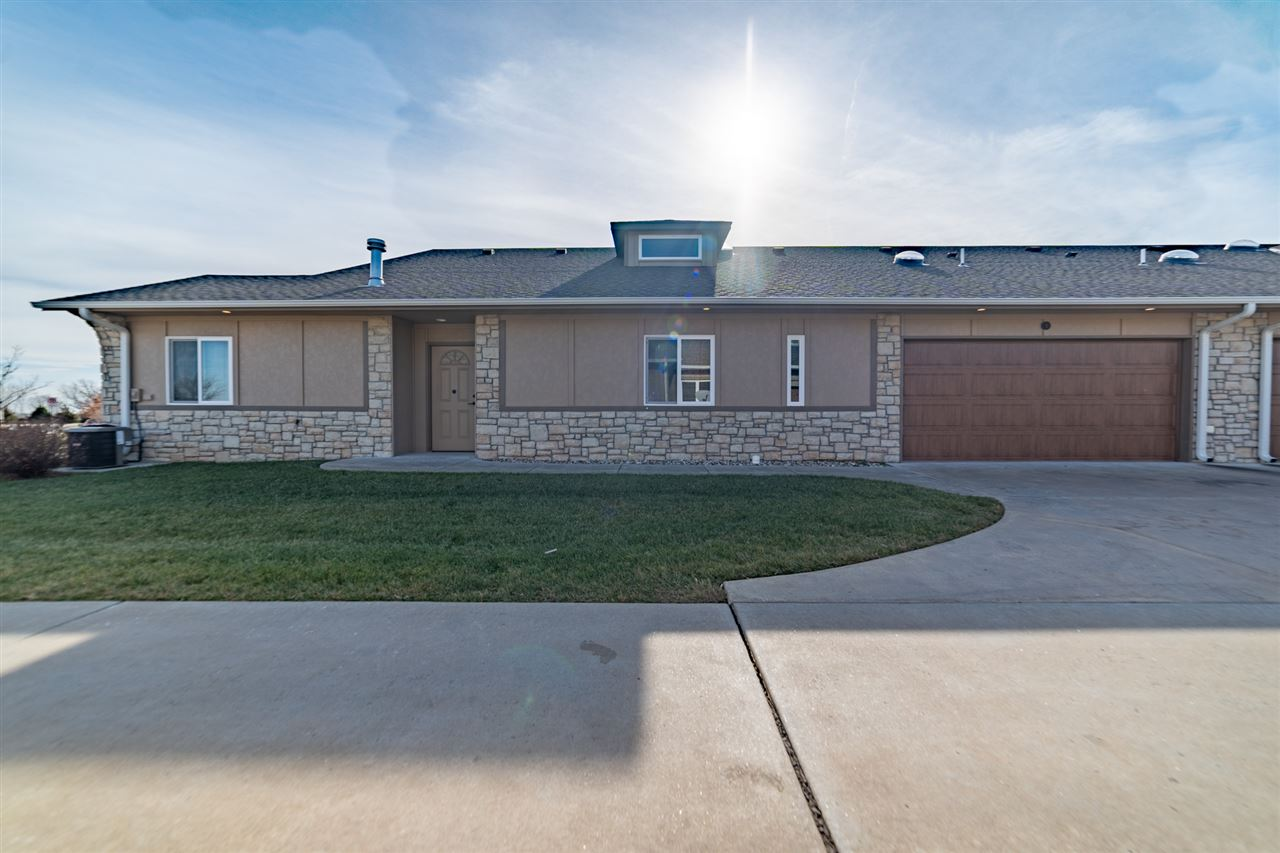 For Sale: 1325 N Hamilton Dr Unit A, Derby KS