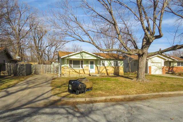 For Sale: 3908 W WESTPORT ST, Wichita KS